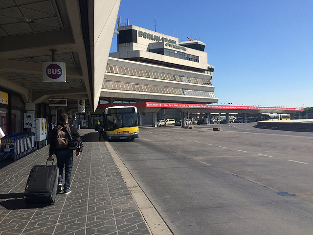 from berlin tegel airport txl to city center airport